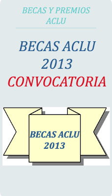 BECAS ACLU 2013 copia
