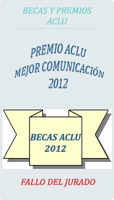 FALLO PUBLICACIÓN 2012